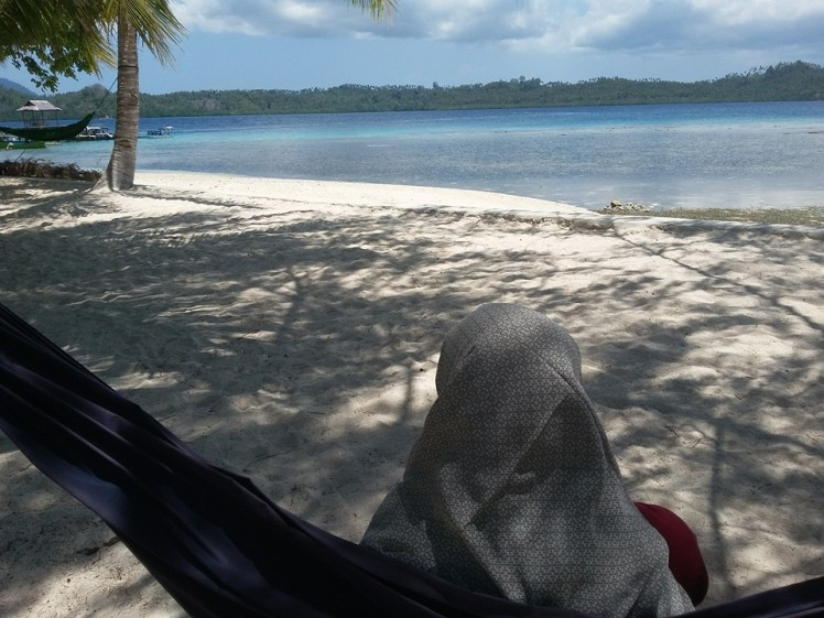 Keindahan Pulau Bolilanga